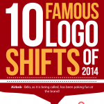 10 Famous Logo Shifts of 2014