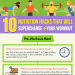 10-Nutrition-Hacks-that-will-Supercharge-your-Workout-infographic-plaza