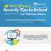 10-WordPress-Security-Tips-to-Defend-Your-Site-from-Hackers-infographic-plaza