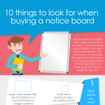 10-things-to-look-for-when-buying-a-notice-board-infographic