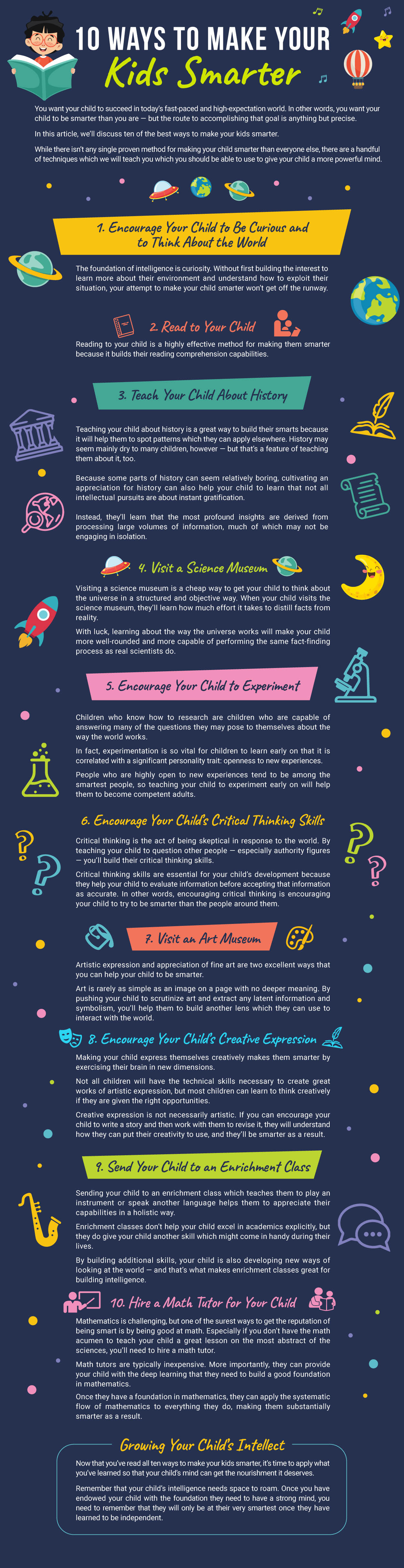 10-ways-make-your-kids-smarter-infographic-plaza
