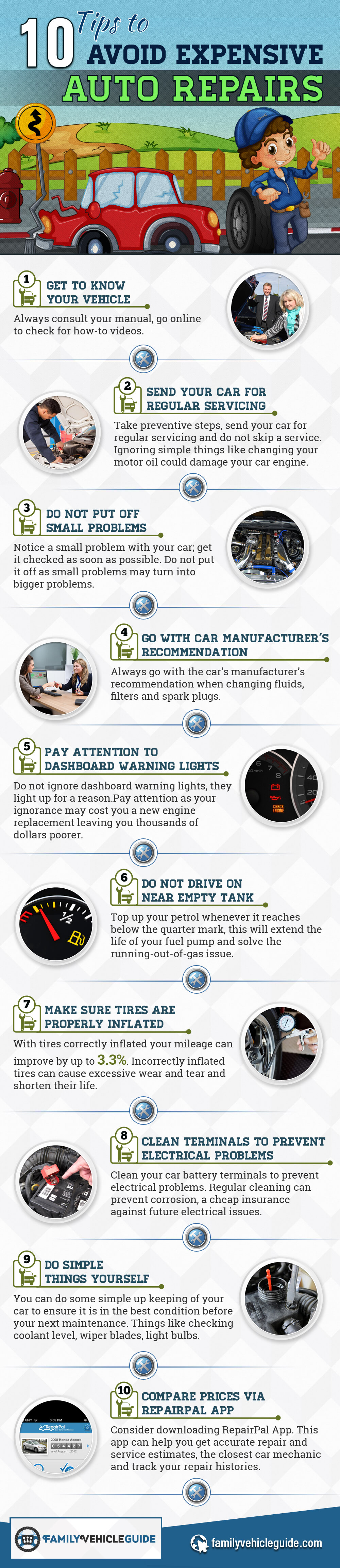 10_Tips_to_Avoid_Expensive_Auto_repairs_infographic