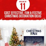 11-Fun-&-Festive-Christmas-Decoration-Ideas-infographic-plaza