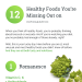 12-Healthy-Foods-You're-Missing-Out-infographic-plaza