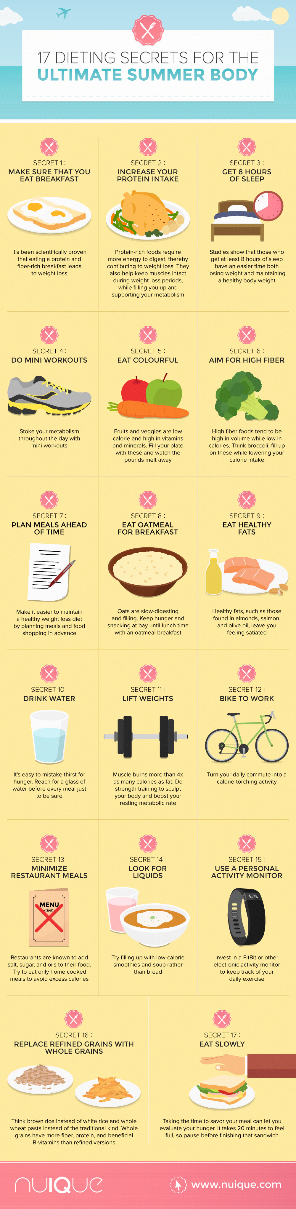 17-dieting-secrets-for-the-ultimate-summer-body-infographic