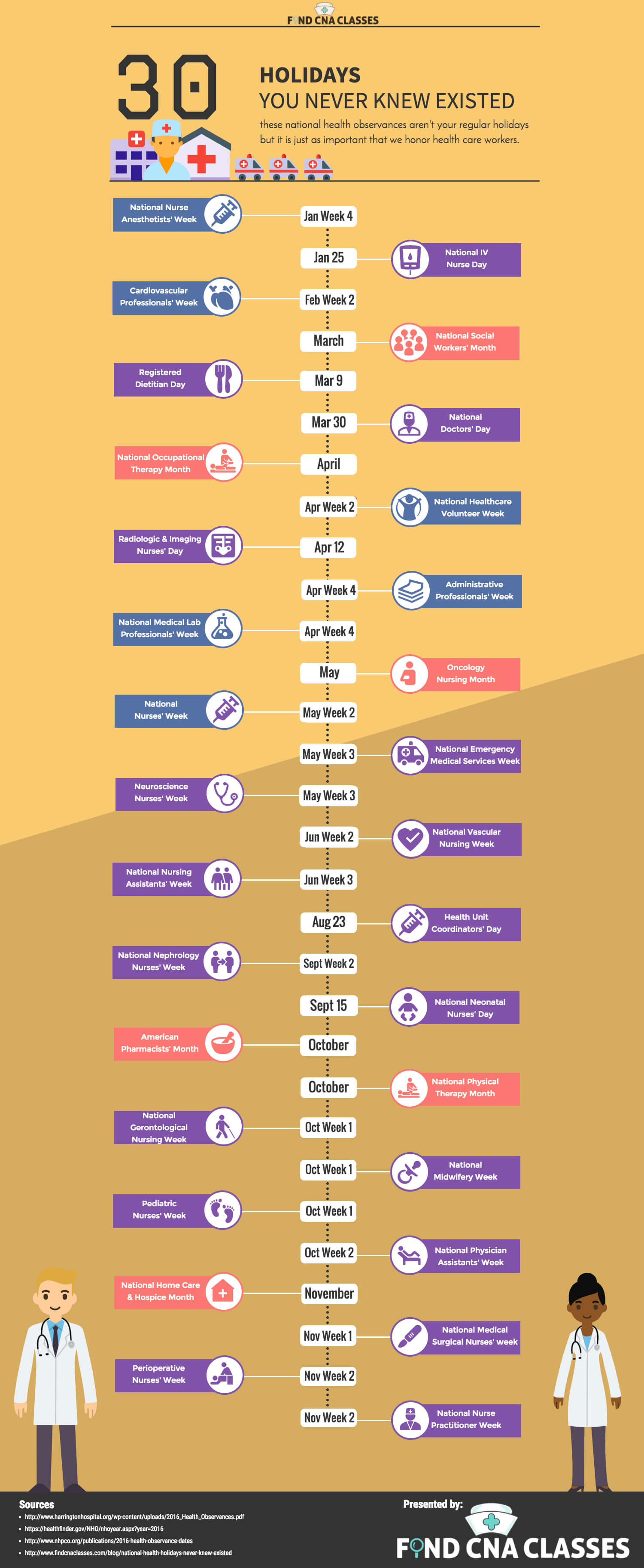 30-health-holidays-you-never-know-existed-infographic-plaza