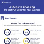 4-Steps-to-choose-best-PDF-editor-infographic-plaza