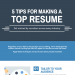 5-Tips-For-Making-a-Top-Resume-infographic-plaza