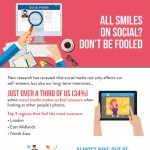 All-smiles-on-social-dont-be-fooled-infographic-plaza