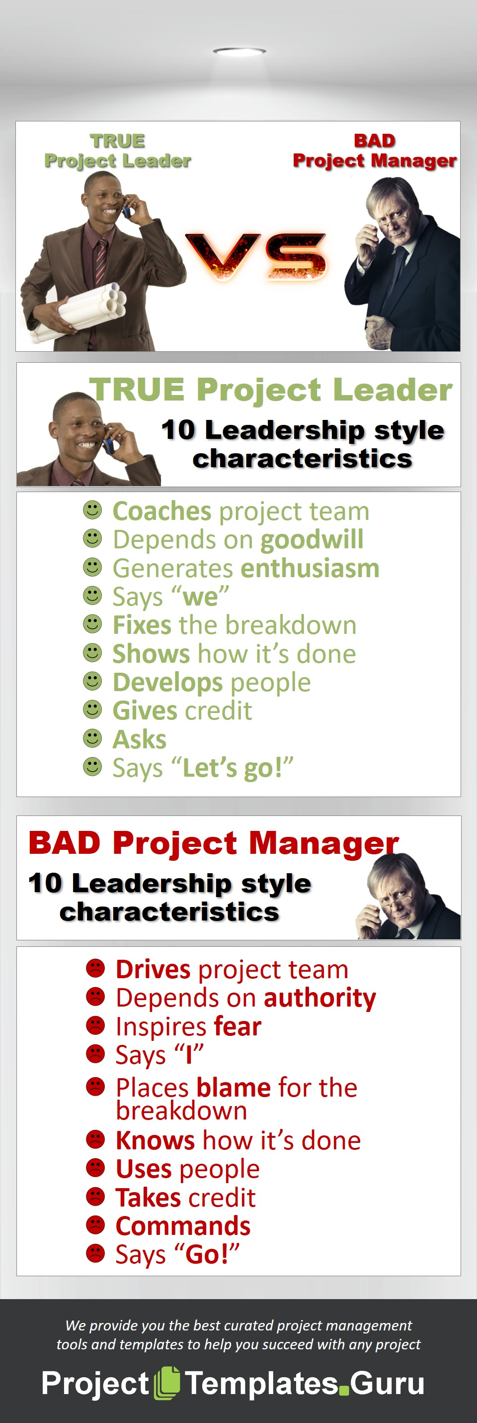 Bad-Project-Manager-vs-True-Project-Leader-Infographic