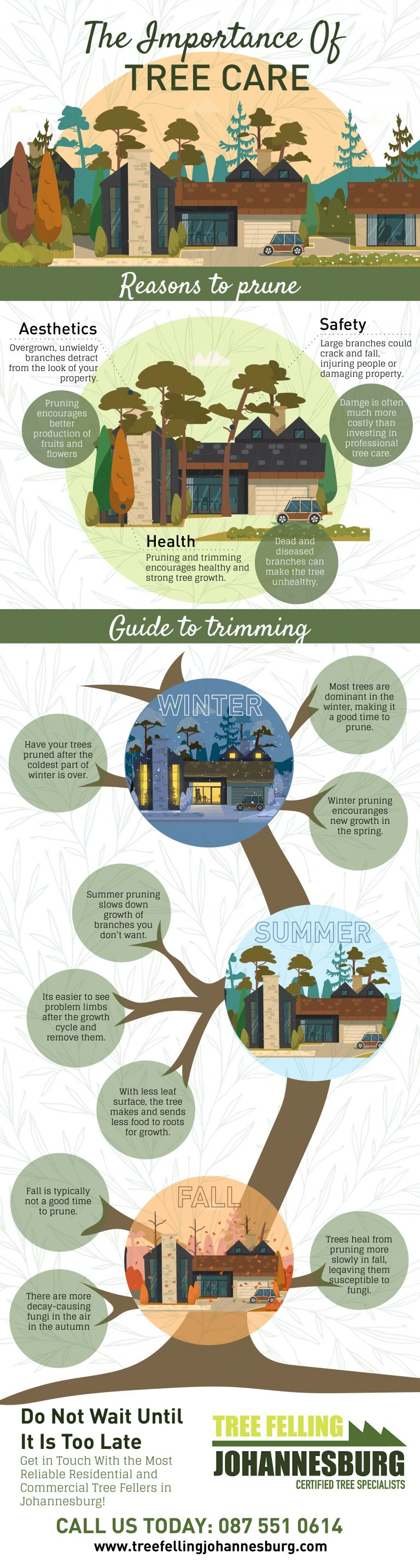 Benefits of Caring for Trees