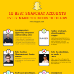 Best-Snapchat-Accounts-for-Marketers_infographic-by-99signals.com-infographic-plaza