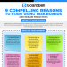 BoardBell Infographic - 9 Reasons to Start Using Task Boards - infographic-plaza