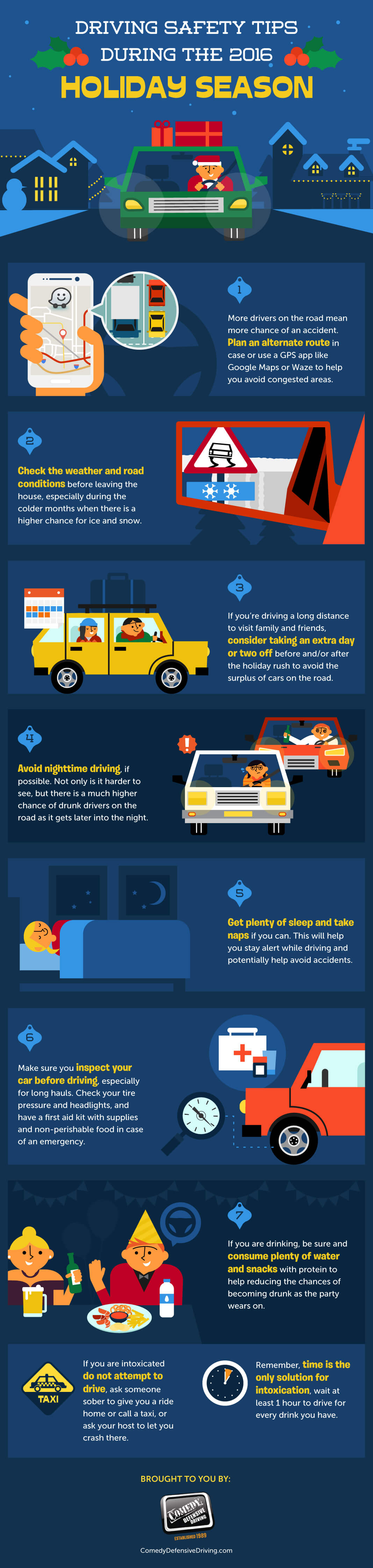 Driving-Safety Tips-During-2016-Holiday-Season-infographic-plaza