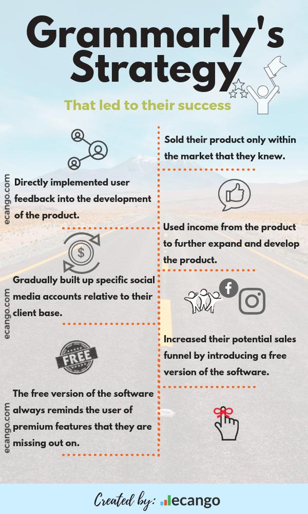 Grammarly-Case-Study-infographic-plaza