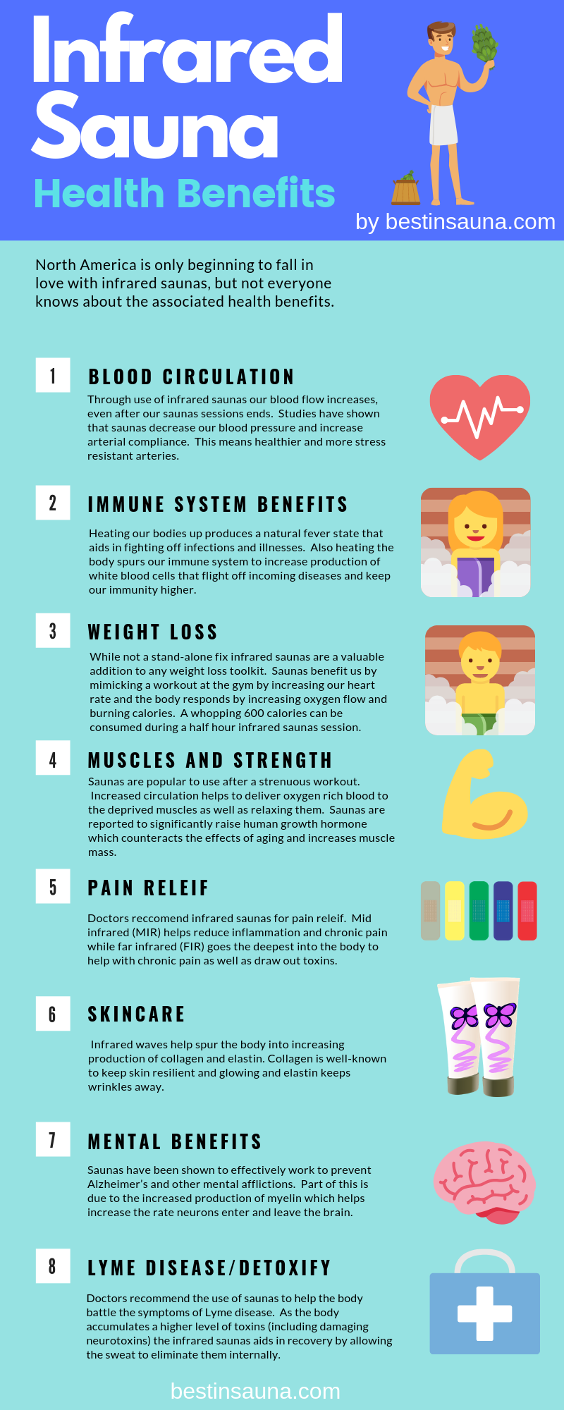 HEALTH-BENEFITS-OF-AN-INFRARED-SAUNA-infographic-plaza