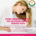 Home-Remedies-to-get-relief-from-Severe-Period-Pain-infographic-plaza