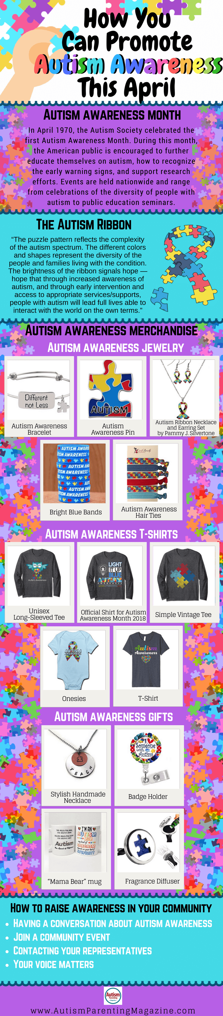 How You Can Promote Autism Awareness This April-infographic-plaza