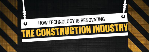 How technology is renovating the construction industry-thumb