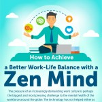 How-to-Achieve-Better-Work-Life-Balance-with-Zen-Mind-infographic-plaza