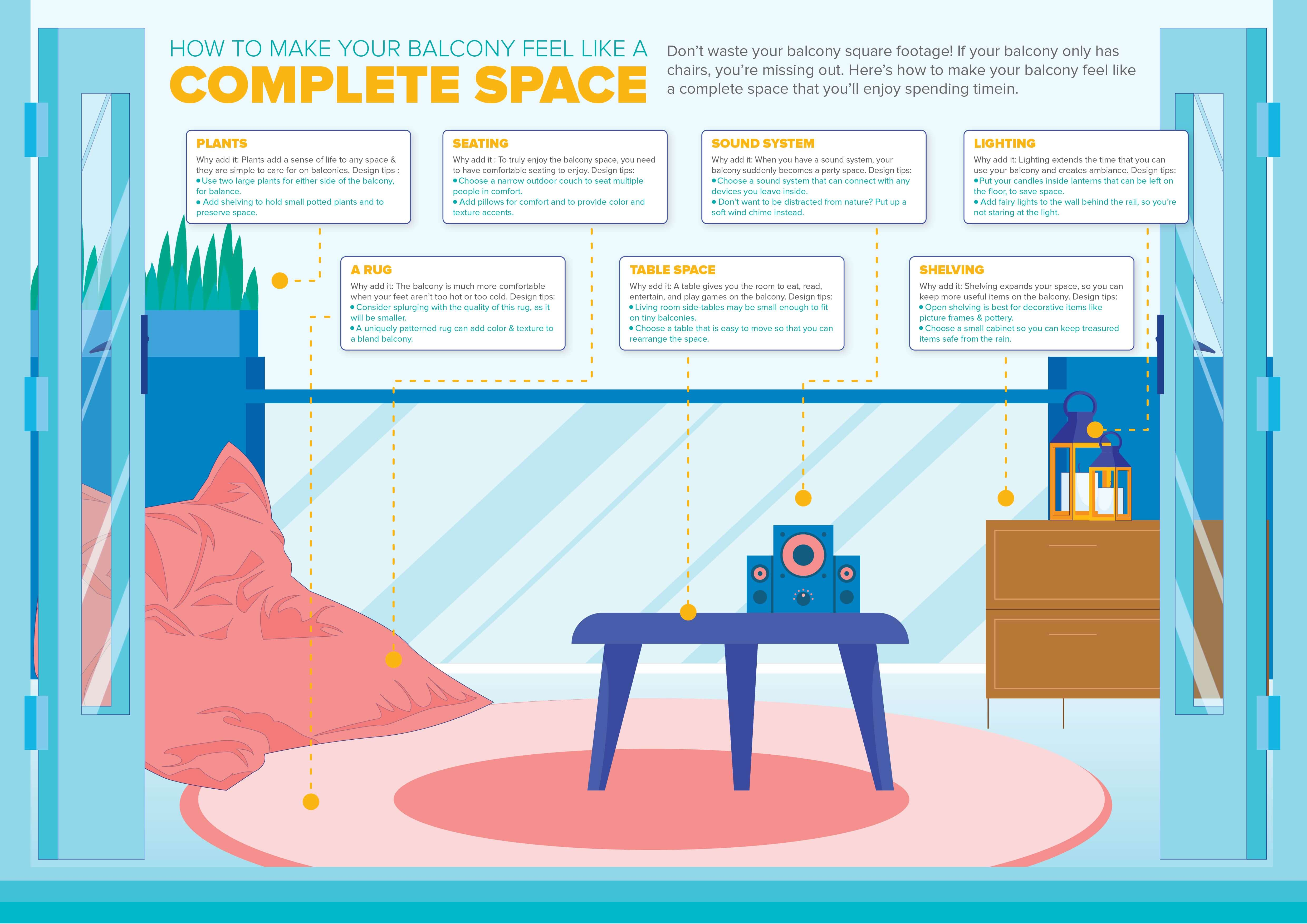 How-to-Make-Your-Balcony-Feel-like-Complete-Space-infographic-plaza