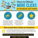 How-to-obtain-more-clicks-on-Facebook-and-Twitter-infographic-plaza