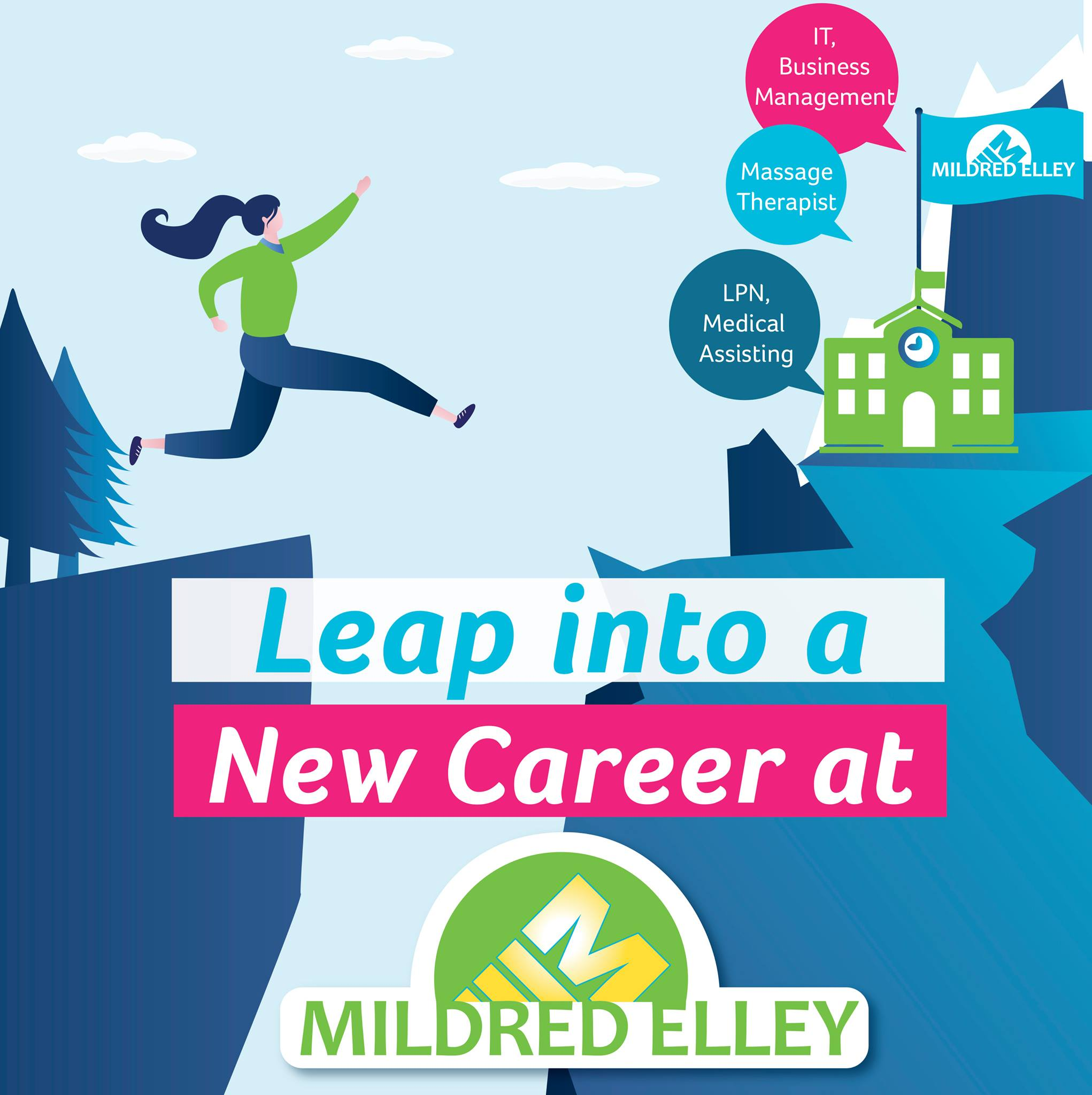 Leap into a New Career at Mildred Elley-infographic-plaza
