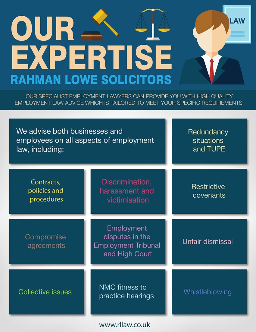 Welcome to Rahman Lowe Solicitors