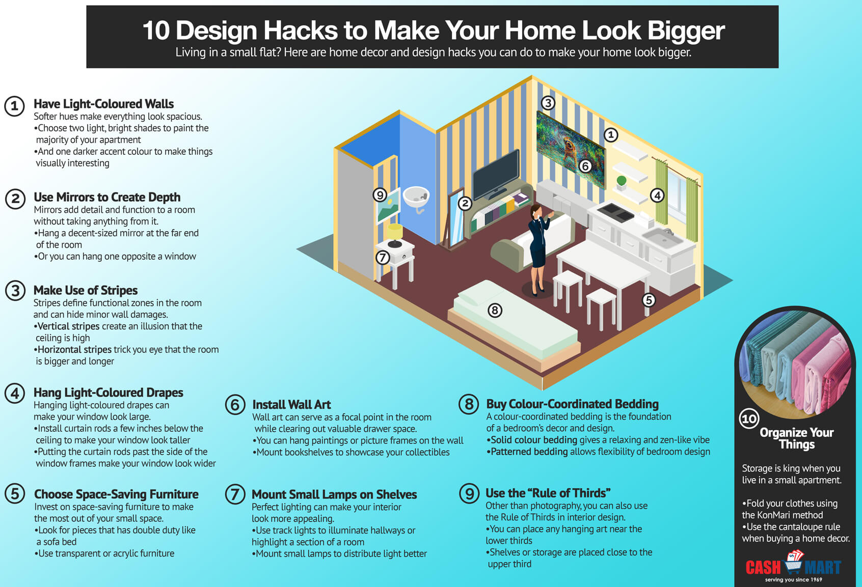 Small-Condo-Hacks-infographic-plaza