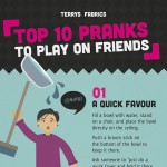 Top 10 Pranks to play on friends