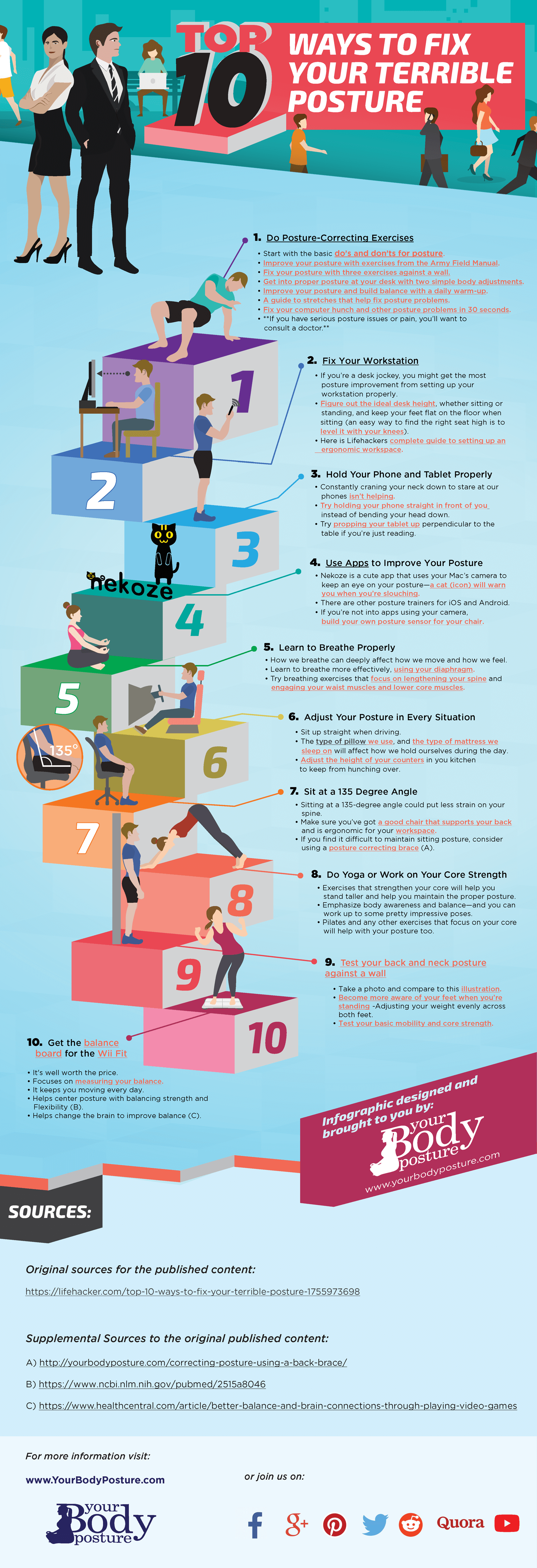 Top-10-ways-to-fix-posture-infographic-plaza