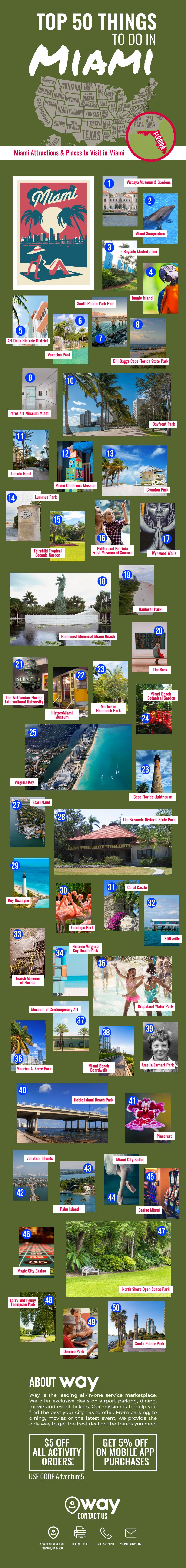 Top-50-Things- to-Do-in-Miami-infographic-plaza