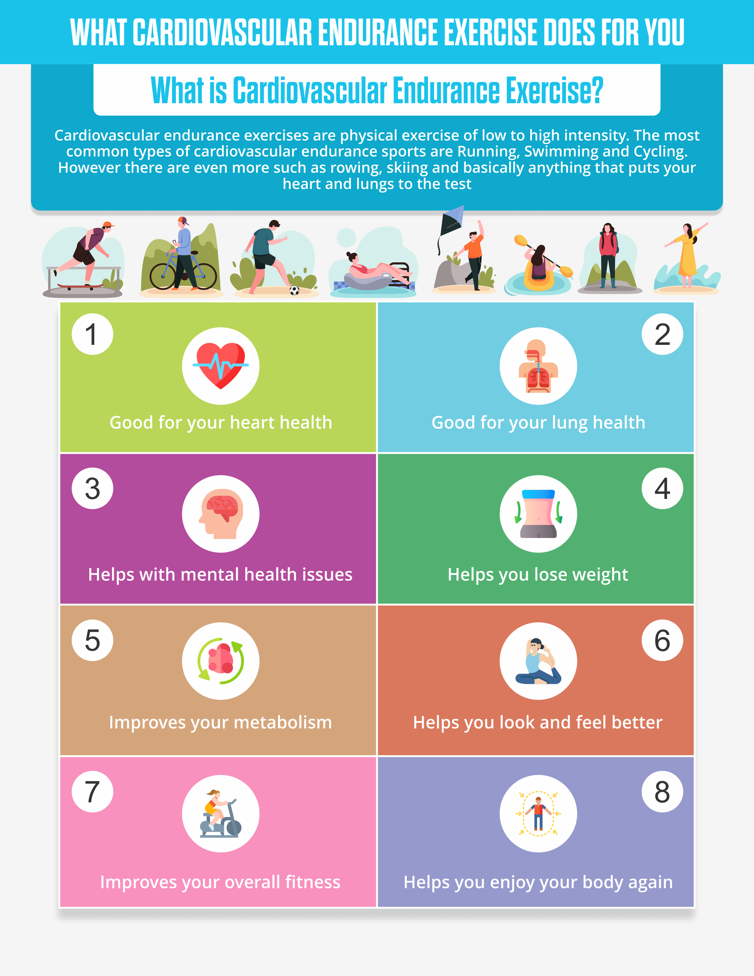 What-cardiovascular-endurance-exercise-does-for-you-infographic-plaza