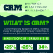 What-is-CRM-Benefits-of-CRM-infographic-plaza