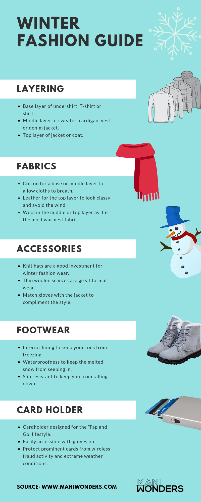 Winter Fashion Guide