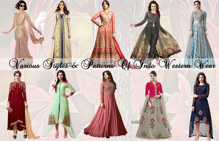 Woman's Designer Indian Indo Western Gown Dresses & Kurtis Styles-2018-infographic-plaza-thumb