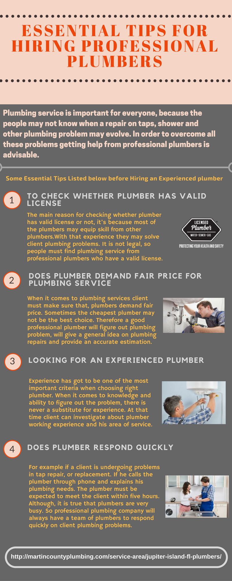 Essential Tips for Hiring Professional Plumbers