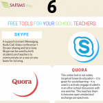 free-tools-for-school-teachers-infographic-plaza