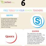 free-tools-for-school-teachers-infographic-plaza