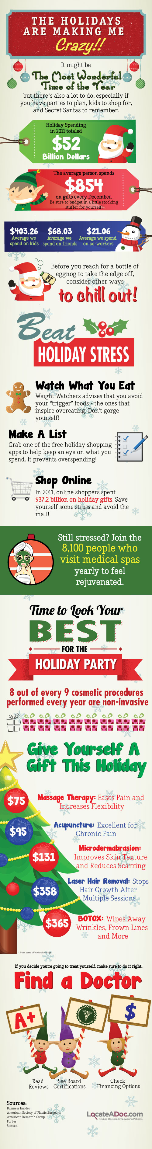 holiday-stress-medical-spa-infographic