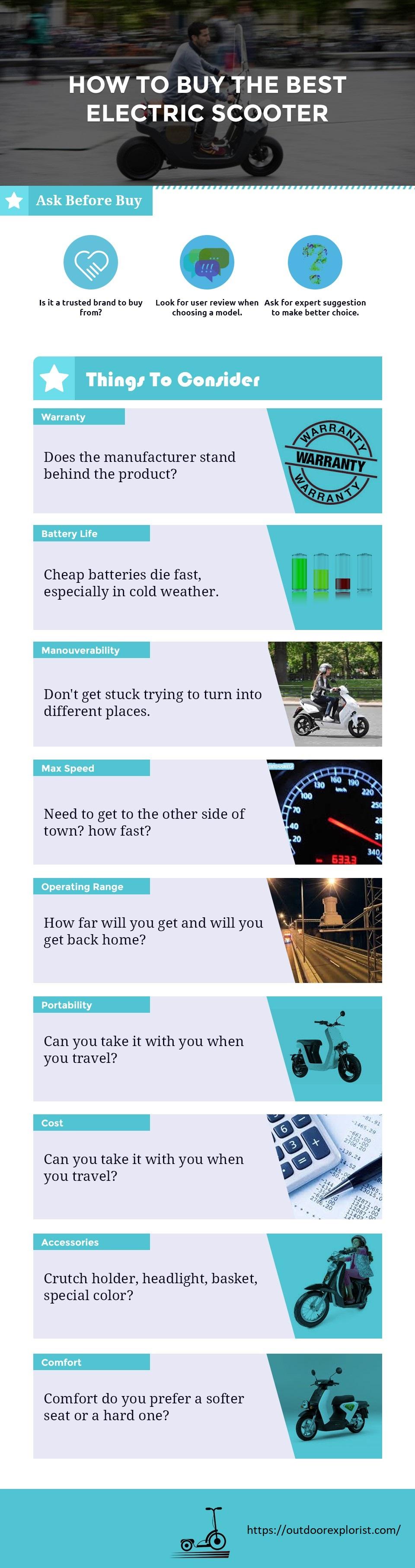how-to-buy-the-best-electric-scooter-infographic-plaza