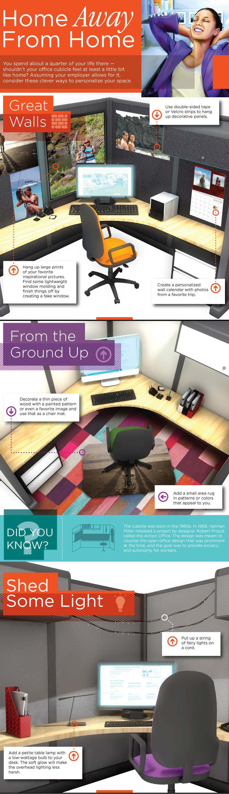 how-to-decorate-an-office-infographic-plaza