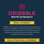 how-to-get-a-dribbble-invite-infographic-plaza