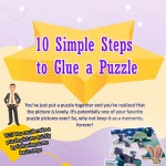 how-to-glue-a-puzzle-infographic-plaza
