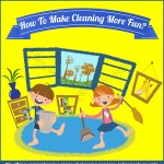 how-to-make-cleaning-more-fun-infographic-plaza