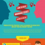 how-to-resolve-marriage-issues-infographic-plaza