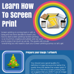 how-to-screen-print-infographic-plaza