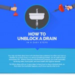 how-to-unblock-a-drain-infographic-plaza