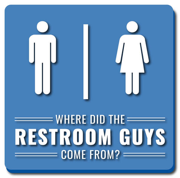Bathroom Signs History the history of bathroom signs [infographic]