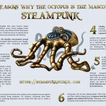 the-octopus-is-the-mascot-of-steampunk-infographic-plaza
